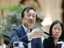 'Cha đẻ' Huawei và gia đình là fan của Apple