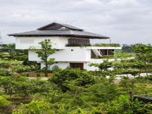 """Công trình """"Step House"""" tại tỉnh Vĩnh Phúc vừa thắng giải Thiết kế quốc tế lớn nhất Thế giới"""