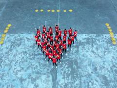 """Đã tìm ra 16 đội lọt vào bán kết Flashmob 2019 - """"Sóng tuổi trẻ"""""""