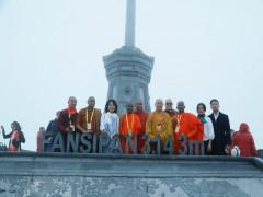 Hành trình chiêm bái, cầu an của đoàn đại biểu Vesak 2019 tại Fansipan, Sa Pa