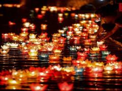 Lung linh lễ hôi hoa đăng mừng Đại lễ Phật đản Vesak 2019