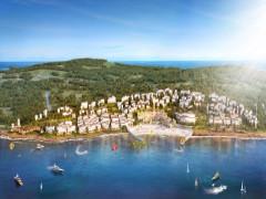 """Theming giả cổ: Nghệ thuật kiến tạo """"thị trấn Amalfi"""" trên đảo Ngọc"""