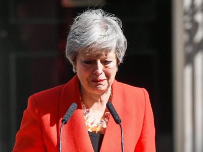 Thủ tướng Anh Theresa May tuyên bố từ chức, bỏ mặc tiến trình Brexit dang dở