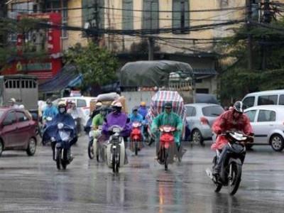 Dự báo thời tiết 21/5: Bắc Bộ và Bắc Trung Bộ có mưa dông diện rộng