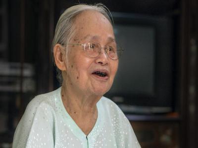 Chuyện về lão bà doanh nhân Lê Thị Ngơm