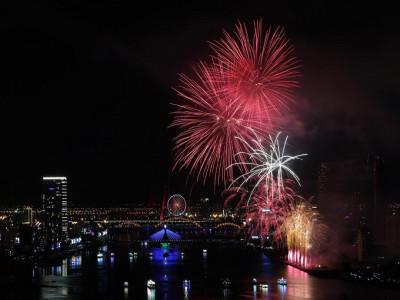 Lễ hội pháo hoa Đà Nẵng 2019 có những bất ngờ gì?