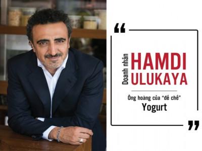 """Doanh nhân Hamdi Ulukaya – Ông hoàng của """"đế chế"""" Yogurt"""