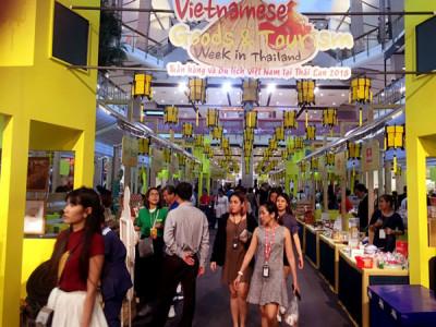 """Hàng Việt tìm """"cửa"""" vào đất Thái"""