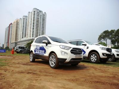 Ford Việt Nam khởi động chuỗi sự kiện lái thử Ford SUV Drive trên toàn quốc