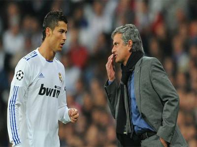 Ronaldo muốn tái hợp Mourinho tại Juventus