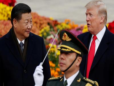 Trump gọi chiến tranh thương mại với Trung Quốc là 'cãi vã nhỏ'