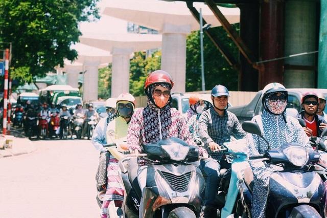 Nắng nóng gay gắt quay lại miền Bắc, Hà Nội sẽ có nơi trên 38 độ C
