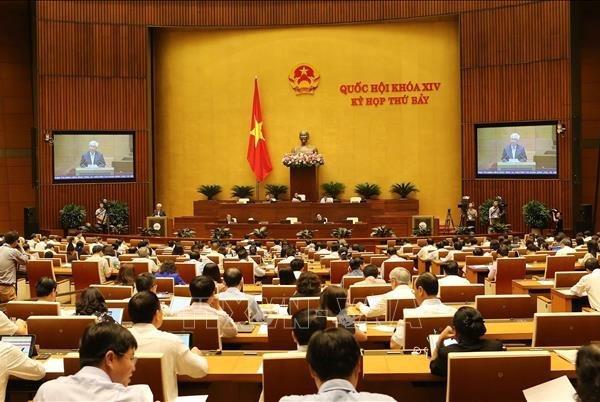 Ngày 21/5: Quốc hội nghe báo cáo và thảo luận về 2 dự án luật