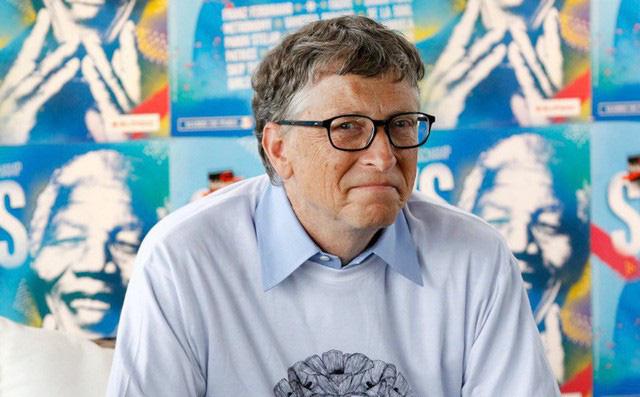 Sự thật bất ngờ về khối tài sản kếch xù của Bill Gates