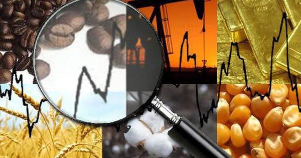 Thị trường ngày 30/05: Dầu, đồng, quặng sắt giảm trong khi vàng tăng giá