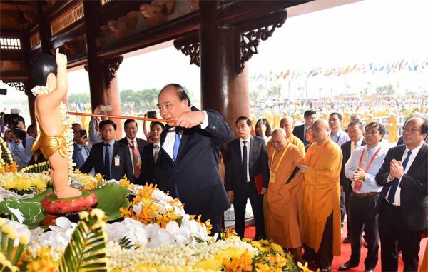 Khai mạc Đại lễ Phật đản Liên Hợp Quốc