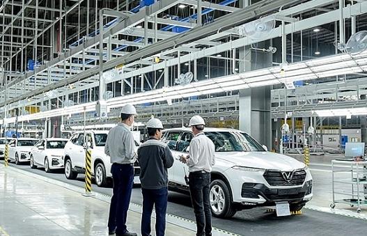 Đòn bẩy cho ngành công nghiệp ôtô