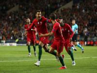 Chùm ảnh: Ronaldo thăng hoa đưa Bồ Đào Nha vào chung kết Nations League