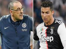 HLV Sarri ra chỉ thị cực độc cho Ronaldo