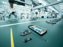Vingroup khởi công nhà máy smartphone công suất 125 triệu máy mỗi năm