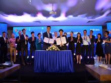 Samsung Việt Nam và Tập đoàn giáo dục Egroup ký kết hợp tác chiến lược