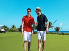 Cách doanh nhân tạo quan hệ và kết nối kinh doanh trên sân golf