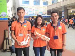 Sinh viên tìm ra giải pháp điều trị gãy xương nhanh lành