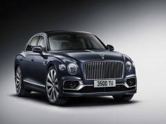 Bentley Flying Spur 2020 - xe sedan nhanh nhất thế giới