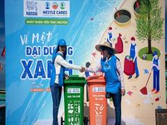 Nestlé Việt Nam thực hiện nhiều hoạt động Chống rác thải nhựa, bảo vệ môi trường