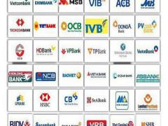 Các ngân hàng đang thu phí chuyển tiền trên Internet Banking thế nào?