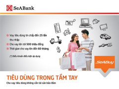 Hưởng ứng ngày không dùng tiền mặt 16/6 với các ưu đãi hấp dẫn tại SeABank