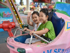 Nhiều ưu đãi hấp dẫn cho trẻ em trong Ngày Hội Chăm sóc sức khỏe tại Đầm Sen