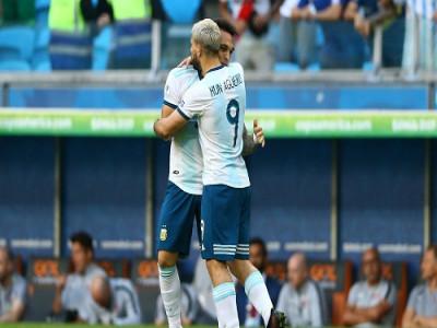 Thoát hiểm kịch tính, Argentina vào tứ kết Copa America 2019