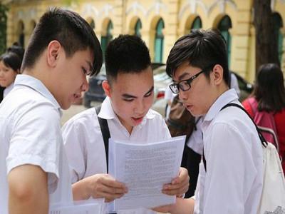Sáng nay hơn 468.000 thí sinh dự thi bài thi tổ hợp Khoa học Xã hội