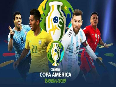 Lịch thi đấu Copa America 2019