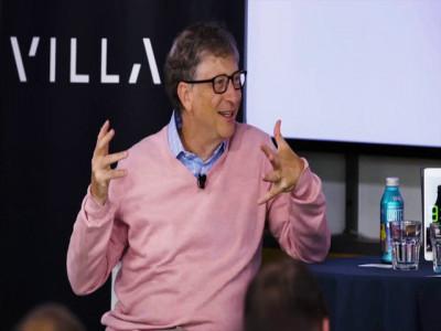 Bill Gates thừa nhận