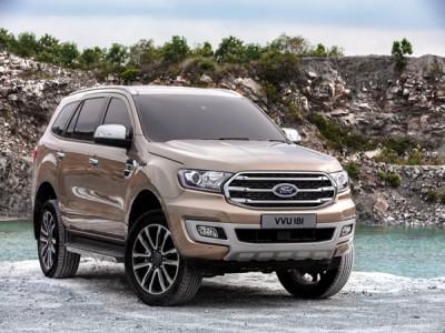 Ford Everest thiết lập kỷ lục mới!