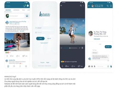 Hahalolo - Hiện thực hóa giấc mơ mạng xã hội Việt Nam