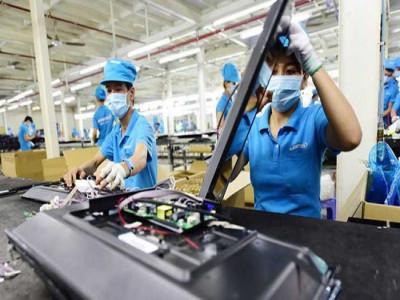 Doanh nghiệp Việt chi 5 tỷ đô trong 5 tháng đầu năm nhập sản phẩm điện tử Trung Quốc