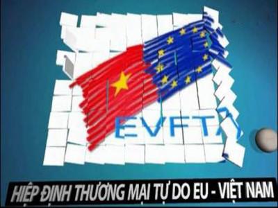 EVFTA sẽ là cú hích rất lớn cho xuất khẩu Việt Nam