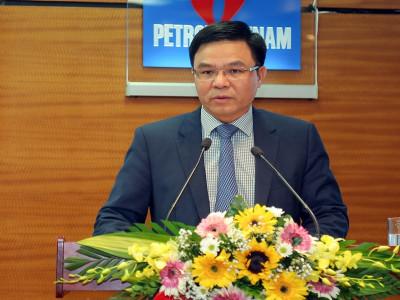 Tập đoàn Dầu khí Việt Nam ra mắt Tổng giám đốc mới