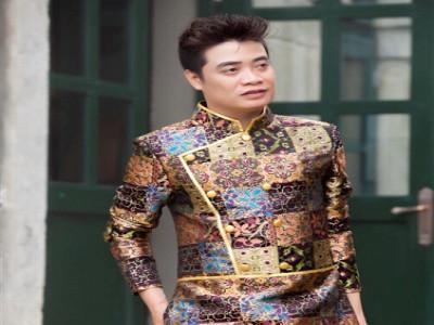 Nhà thiết kế Tuấn Hải tài trợ áo dài cho chung kết trao giải Nữ hoàng Thương hiệu Việt Nam 2019