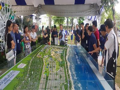 Đã mắt với Triển lãm Novaland Expo 2019