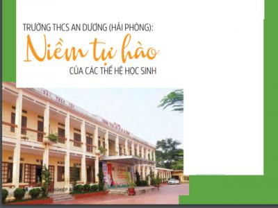 Trường THCS An Dương (Hải Phòng): Niềm tự hào của các thế hệ học sinh