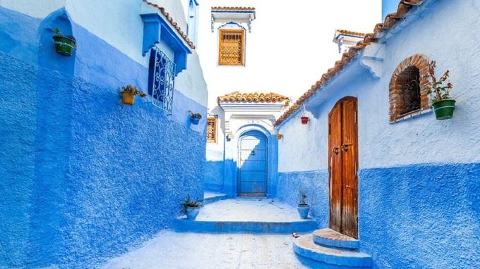 Thị trấn cổ được ví như thiên đàng xanh giữa lục địa đen