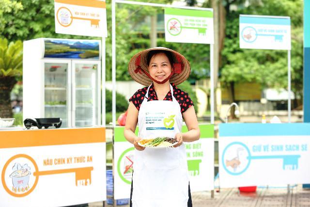 Ngày An toàn thực phẩm thế giới lần đầu tiên tại Việt Nam