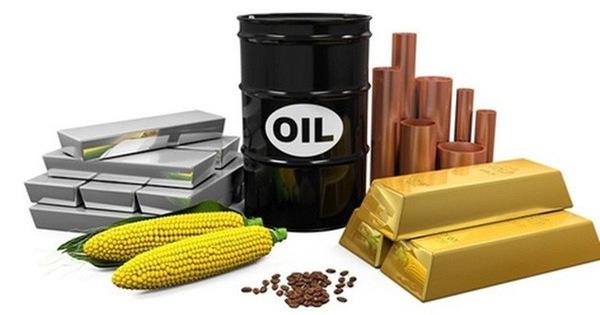Thị trường ngày 9/7: Vàng, dầu thô, thép, cao su đồng loạt giảm