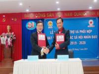 Xổ số kiến thiết TP.HCM phối hợp Hội Chữ thập đỏ hoạt động nhân đạo giai đoạn 2019 – 2020