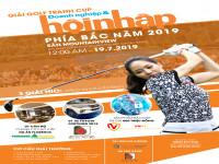 Giải golf tranh Cúp Doanh nghiệp & Hội nhập 2019: Săn HIO