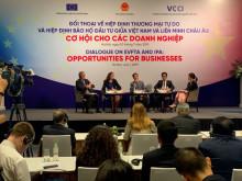 Hiệp định EVFTA: Viên gạch đặt nền móng hội nhập ở hai khu vực